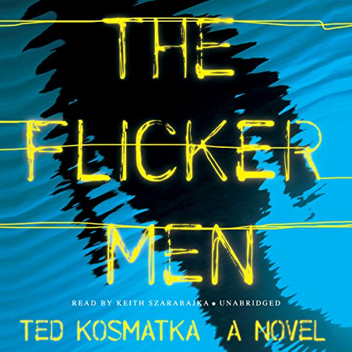 The Flicker Men audiobook cover art