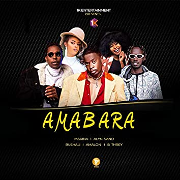 Amabara (feat. Marina, Bushali, Alyn Sano & B Threy)