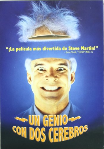 Un genio con dos cerebros [DVD]