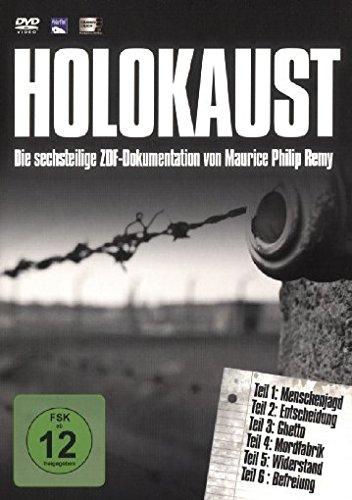 HOLOKAUST - Die sechsteilige ZDF-Dokumentation von Maurice Philip Remy [2 DVDs]