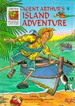 Agent Arthur's Island Adventure (Puzzle Adventure Series)