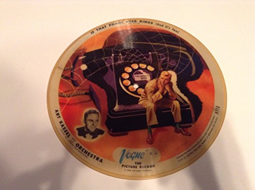 The Whiffenpoof Song-if That Phone Ever Rings Picture Disc 78