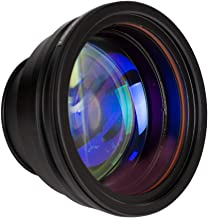 Cloudray F-Theta Scan Lens Field 175x175mm FL 254mm for 1064nm Galvo System (M85)