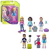 Mattel Polly Pocket - Muñeca activa