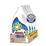 Ariel Detergente Lavadora Líquido, 160 Lavados (4 x 40), Active Odour Control
