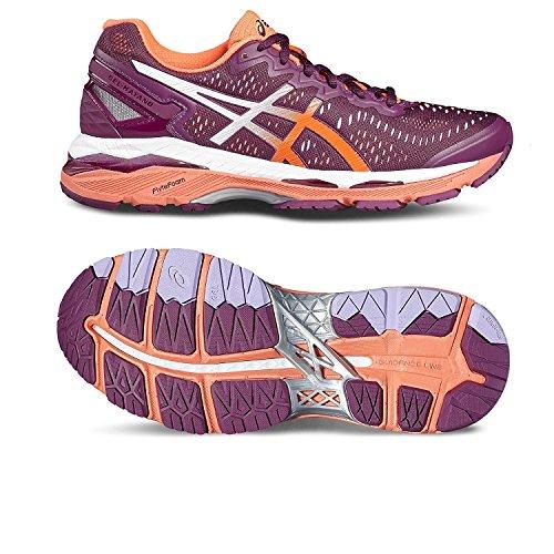 ASICS Gel Kayano 23 Mujer Purpura Coral T696N 3206
