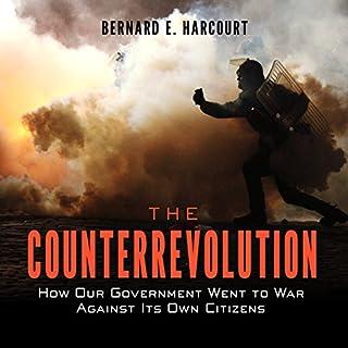 The Counterrevolution audiobook cover art