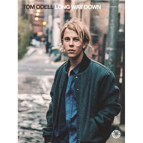 Tom Odell: Lange weg omlaag. Bladmuziek voor piano, stem, gitaar