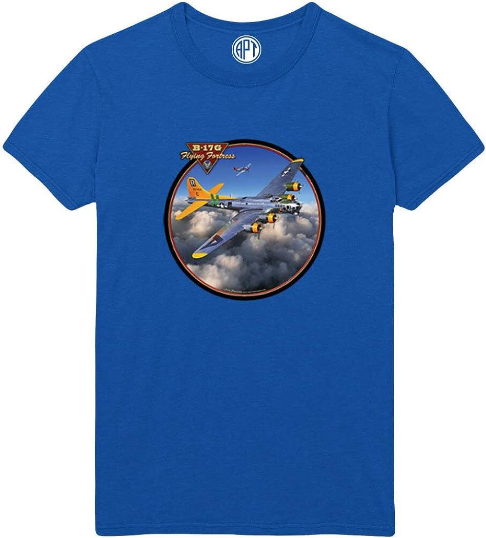 B-17G Flying Fortress Printed T-Shirt