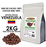 Cacao Venezuela Delta - Nibs De Cacao · Origen Venezuela · 2kg - Calidad Premium
