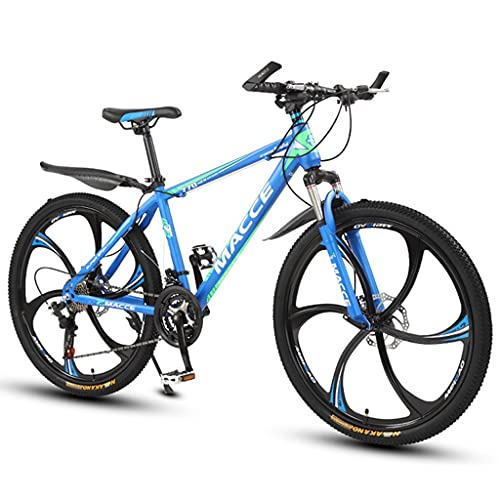 Bicicleta de montaña Mountainbike Bicicleta Bicicleta de montaña 26 pulgadas 21/24/27 velocidad de bicicleta de montaña, uno de los estudiantes de suspensión / Secundaria de Adultos de bicicletas de a