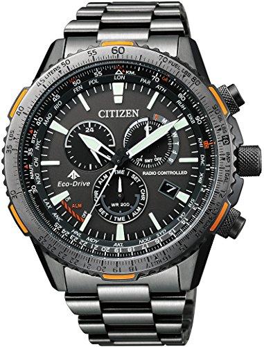 [シチズン] 腕時計 プロマスター CB5007-51H スカイ エコ・ドライブ電波時計 ダイレクトフライト メンズ