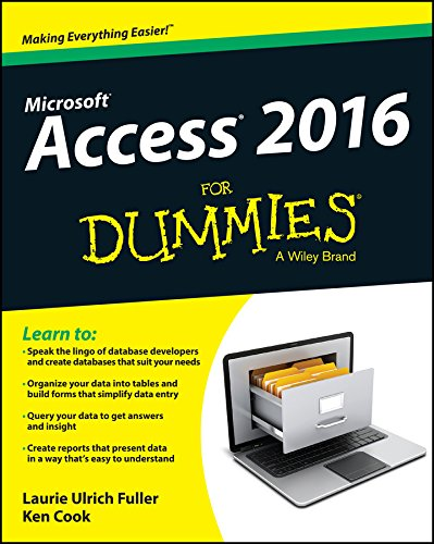 Access 2016 For Dummies (English Edition)
