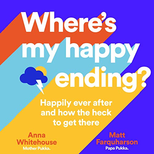 Where's My Happy Ending? audiobook cover art