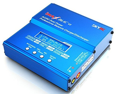 YUNIQUE (R) SKYRC iMAX B6AC V2 Professional Balance Charger/Discharger SK-100090
