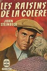 Les raisins de la colere de Steinbeck J.