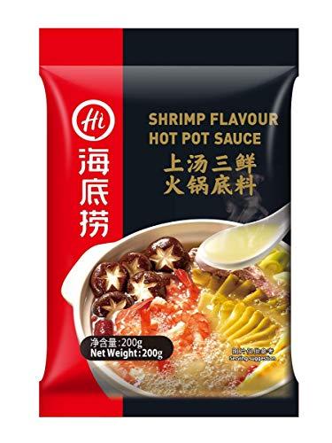 Haidilao Hot Pot Seasoning - Shrimp Flavour 200g