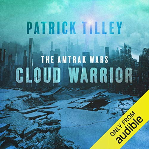 Cloud Warrior audiobook cover art