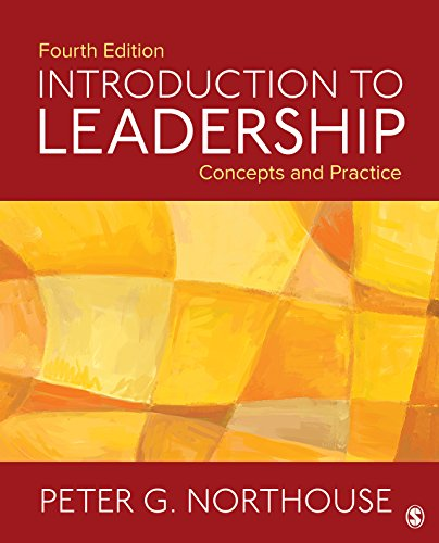 Introduction to Leadership: Concepts and Practice (Introduction To American Government 8th Edition Ebook)