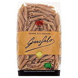 Naples born and raised for the pleasure of amazing pasta Made from 100% Organic Durum Whole Wheat Semolina and shaped using a bronze die gives Garofalo pasta its premium taste and texture. Suitable for Vegetarians and Vegans Halal Certified