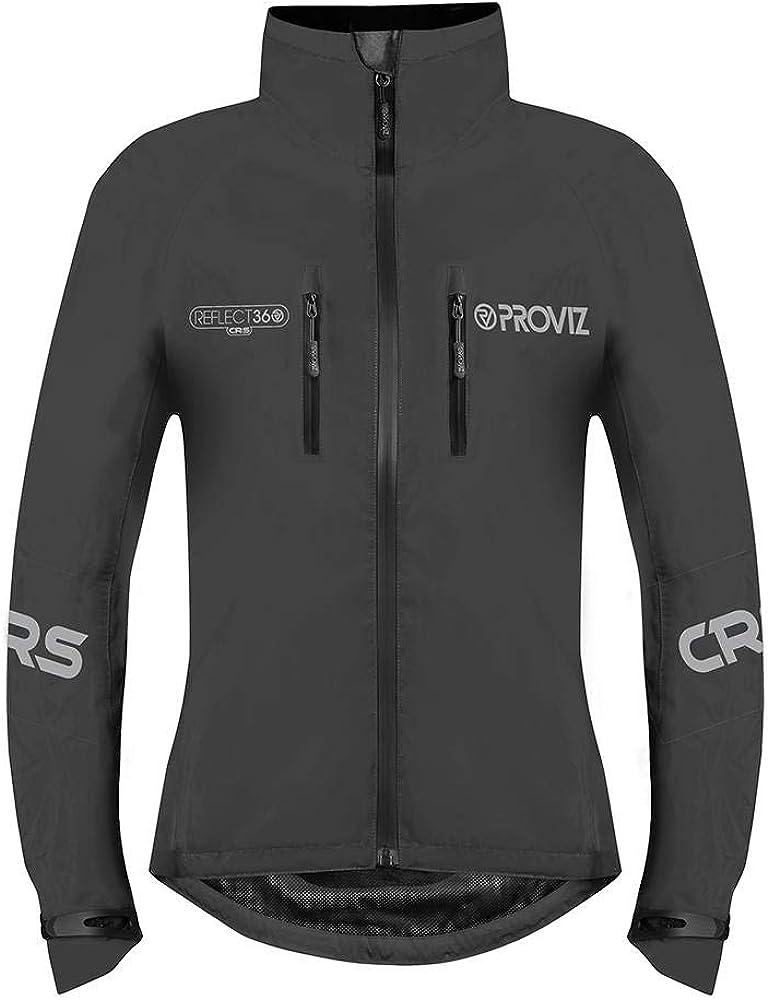 Cycling Jacket Proviz Womens REFLECT360 CRS Colour Reflective System