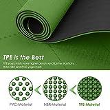 Zoom IMG-2 homtiky tappetino yoga mat fitness