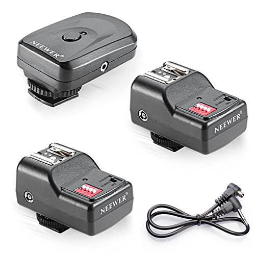Photographic Lighting Remote Triggers