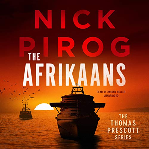 The Afrikaans cover art