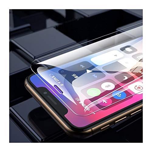 GBHD Película templada Adecuado for iPhone 11 Pro X XR XS MAX Templado Protector de la Pantalla Protector de Pantalla (Color : For iPhone 11 Pro, Size : 3 Piece)