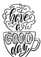 igsticker ポスター ウォールステッカー シール式ステッカー 飾り 728×1030㎜ B1 写真 フォト 壁 インテリア おしゃれ 剥がせる wall sticker poster 016127 英語 カフェ コーヒー