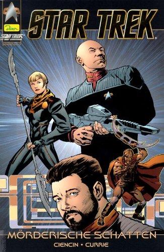 Star Trek Sonderband #2: The next Generation - Mörderische Schatten (2001, Dino Verlag)