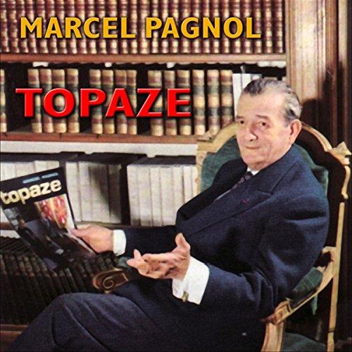 Couverture de Topaze