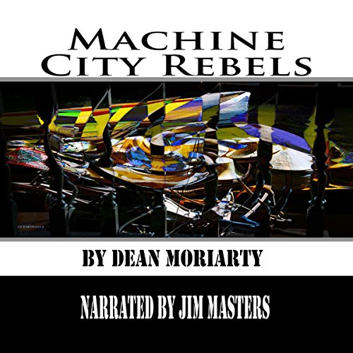 Machine City Rebels cover art