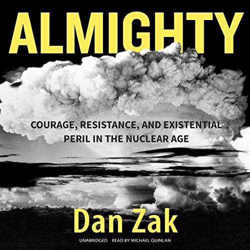 Almighty audiobook cover art