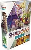 Asmodee- Shadows : Amsterdam, LIBSHAM01FR, juego familiar.