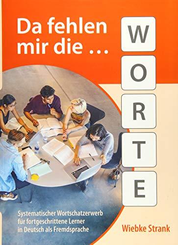 DA FEHLEN MIR DIE WORTE N;E: Systematischer Wortschatzerwerb
