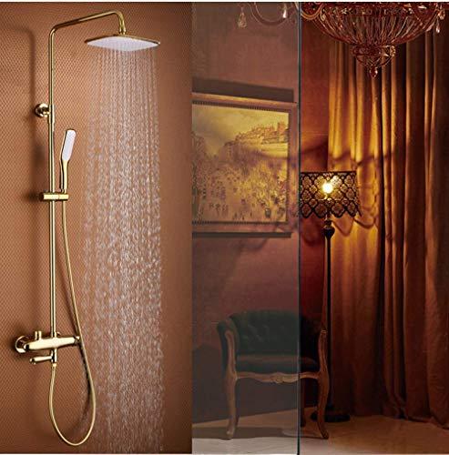 Sistema de Ducha Baño Conjunto de Grifo para Ducha de Lluvia Conjunto...