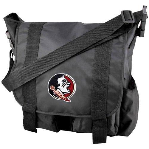 NCAA Florida State Seminoles Team Logo Diaper Bag with Changing Pad