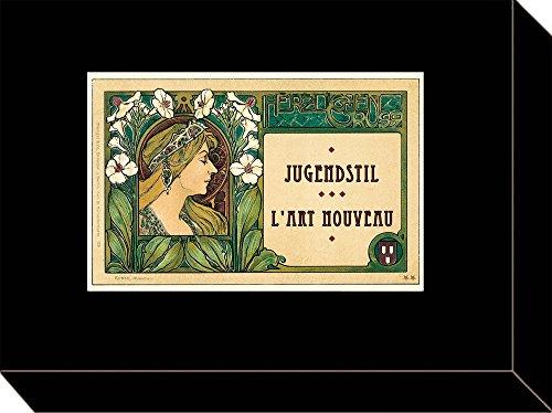 Kartenbox Jugendstil | L'Art Nouveau