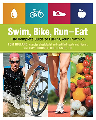 Swim, Bike, Run- Eat: The Complete Guide to Fueling Your Triathlon (English 🇬🇧)