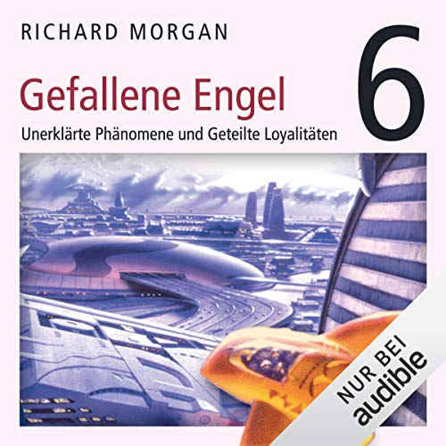 Gefallene Engel 3     Kovacs 6              By:                                                                                                                                 Richard Morgan                               Narrated by:                                                                                                                                 Simon Jäger                      Length: 6 hrs and 34 mins     Not rated yet     Overall 0.0