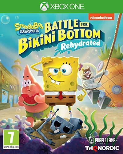 Spongebob SquarePants: Battle for Bikini Bottom - Rehydrated (Xbox One) [AT-PEGI]