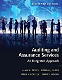 Auditing and Assurance Services Plus MyLab Accounting with Pearson eText -- Access Card Package (16th Edition)