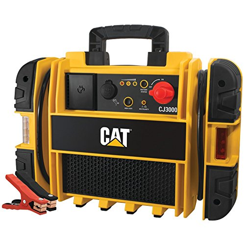 Best Price New - CAT CJ3000 1,000-Amp Instant Jump Starter