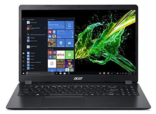 "Acer Aspire 3 A315-42-R3SE Notebook con Processore AMD Ryzen 5 3500U, RAM da 8 GB DDR4, 512GB PCIe NVMe SSD, Display 15.6"" HD LCD LED, Scheda Grafica AMD Radeon Vega 8, Windows 10 Home, Nero"