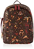 piero guidi Back Pack, Borsa a Zainetto Donna, Marrone (T.Moro), 24x31.5x12.5 cm (W x H x L)