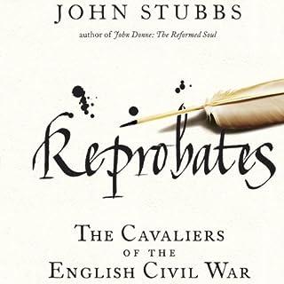 Reprobates audiobook cover art