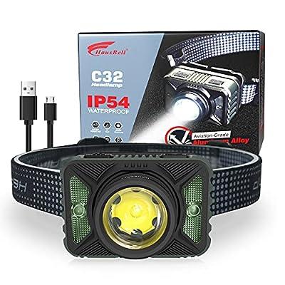 Amazon - 60% Off on Headlamp Flashlight, Headlight Headlamps, Backpacking Headlamp