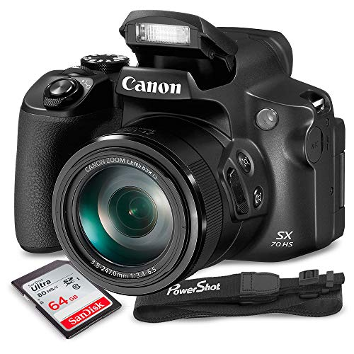 Canon PowerShot G1 X Mark III Wi-Fi Enabled Digital Camera and Kit
