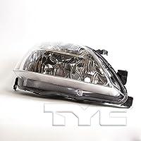 TYC 20-6361-01-9 ホンダ アコード CAPA認定 交換用右ヘッドランプ
